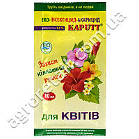 Біохім-сервіс Еко-інсектицид-акаріцид Kaputt для квітів 10 мл
