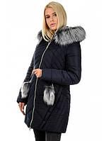 Зимняя стильная парка куртка женская от производителя