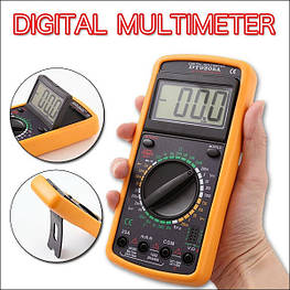 Тестер цифровой Мультиметр DT9205