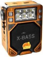 Радіоприймач з мр3 і ліхтарем GOLON RX-8100T