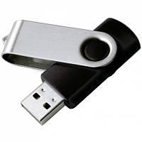 8GB Flash Drive GOODRAM UTS2 Black no logo USB 2.0 (UTS2-0080K0BBB)