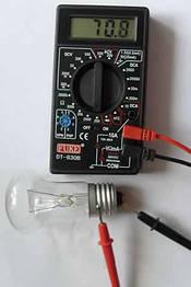 Цифровий мультиметр тестер DT-830В