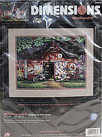 DIMENSIONS Набор для вышивания Antique Barn / Старинный амбар