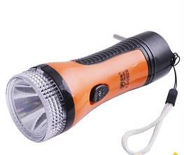 Ліхтар Yajia 0929, 1 LED c акумулятором