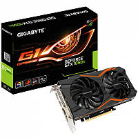 Видеокарта GIGABYTE GeForce GTX1050 Ti 4096Mb G1 GAMING (GV-N105TG1 GAMING-4GD)