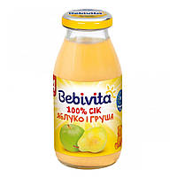 Сок Bebivita Груша Яблоко 200 мл 1650 ТМ: Bebivita