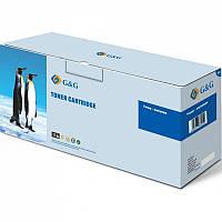 Тонер-картридж G&G для Canon C-EXV34 C2220L/C2220i/C2225i/ C2230i Black (23K) (G&G-EXV34K)
