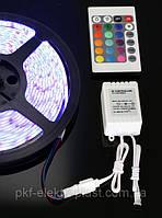 Контроллер ИК 6 А для светодиодных лент RGB