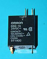 Реле G5G-1A;  24VDC, фото 1