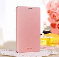 Чехол-книжка Mofi Lenovo A880/ A889 розовый