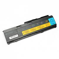 Аккумуляторная батарея для ноутбука Lenovo ThinkPad X300 (42T4523, IM3163BD) 10.8V 3600mAh PowerPlant (NB00000309)