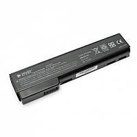 Аккумуляторная батарея для ноутбука HP EliteBook 8460p (HSTNN-I90C, HP8460LH) 10.8V 5200mAh PowerPlant (NB00000306)