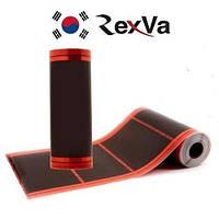 Саморегулирующая инфракрасная пленка REXVA XT-305 PTC (ширина 50 см, 110 Вт/м.п.)(цена за 1м/пог)