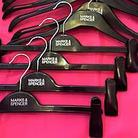 Вешалки с прищепками пластиковые для брюк MARKS & SPENSER