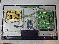 Платы от LED TV Meredian LED-32D21 поблочно, в комплекте (матрица нерабочая)., фото 1