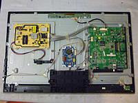 Платы от LED TV Meredian LED-32D21 поблочно, в комплекте (матрица нерабочая).