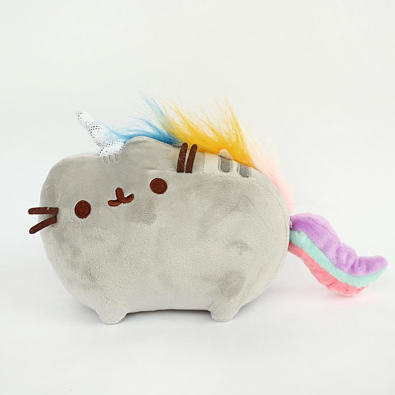 Мягкая игрушка-брелок Ленивый Кот Lazy Сat