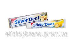 Зубная паста  Silver Dent Экстра  беливания с лимоном
