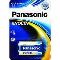 Батарейка PANASONIC Krona 6LR61 Evolta 1шт (6LR61EGE/1BP)
