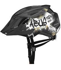 Велошолом ABUS MOUNTX Tag Black (S)