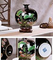 Китайские  керамические  вазы