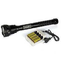 18 000 Люменов 15x хт-L T6 светодиодный фонарик факел 4x батареи 18650 зарядное устройство 15t6 лампы 05412185