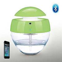 Очистка воздуха цветной сенсорный беспроводной Bluetooth динамик светодиодная лампа с музыкальный проигрыватель смарт-динамиков сабвуфера 05266888
