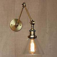 AC 100-240 40 E26/E27 Деревенский стиль Старая латунь Особенность for Лампа входит в комплект,Рассеянный настенный светильник 04629178