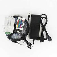 ZDM™ 5 M 120 5050 SMD RGB Водонепроницаемая / Пульт дистанционного управления / Меняет цвета 144 W RGB ленты AC100-240 V 05061691