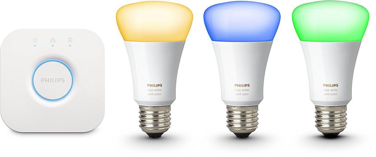 Комплект умных ламп Philips Hue LED (929001257301) - ★★★★★ Premium в Киеве