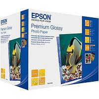 Фотобумага Epson Premium Glossy Photo Paper (13S042199)