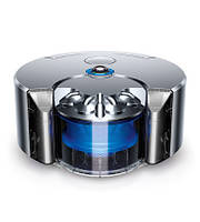 Робот-уборщик Dyson 360 Eye, Nikel and Blue