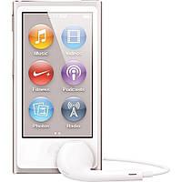 Мультимедийный портативный проигрыватель Apple iPod nano 7Gen 16Gb Silver (MD480)