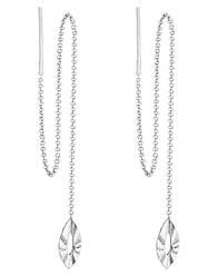 Серебряные серьги 8812Р