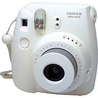 Фотокамера моментальной печати Fujifilm Instax Mini 8 White