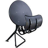 Тороидальная двухзеркальная спутниковая антенна WaveFrontier T90
