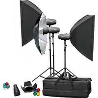 Набор студийного света Mircopro MQ-200 kit SoftBox