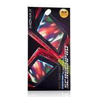 Защитная пленка для HTC Desire 600 (606W) - Momax Crystal Clear (глянцевая)