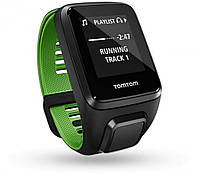 TomTom Runner 3 Cardio Black/Green (размер - Large)
