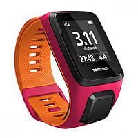 TomTom Runner 3 Cardio dark pink/orange Small (1RK0.001.02)