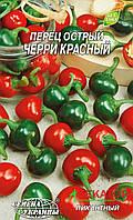 """Семена перца горького Черри Красный, среднеспелый 0,3 г, """"Семена Украины"""", Украина"""