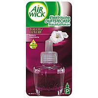 Сменный освежитель воздуха Air Wick Шелк & Лилия 19 мл