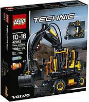 LEGO Technic Экскаватор Volvo EW 160E (42053)