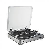 Проигрыватель виниловых дисков Audio-Technica AT-LP60USB