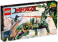 LEGO Ninjago Movie Зелёный механический дракон ниндзя (70612)