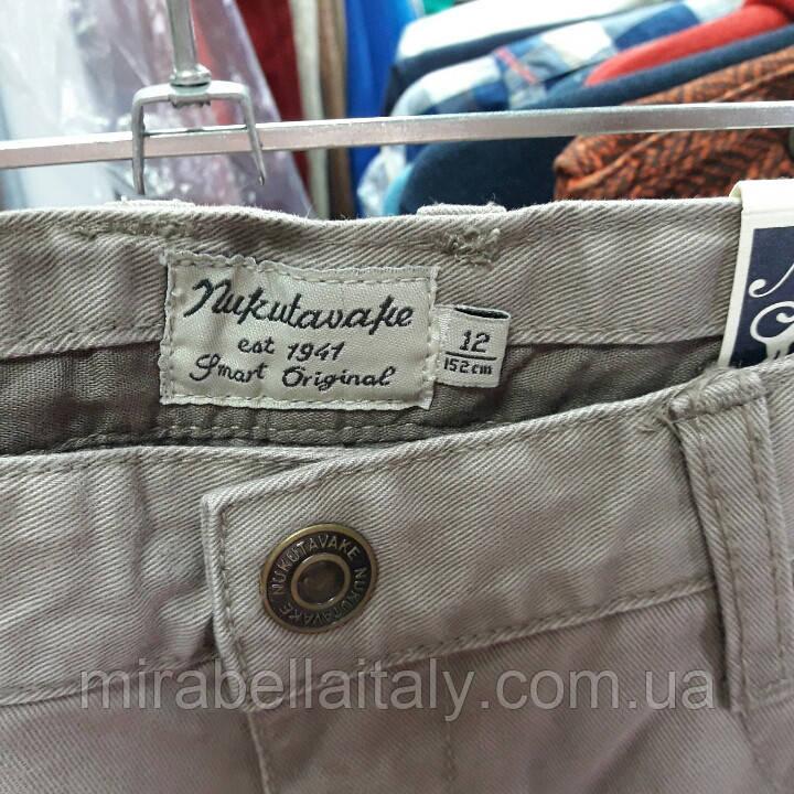 Брюки джинсовые Nukutavake подростковые