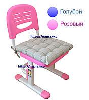 Детский стул растущий + подушка хлопок