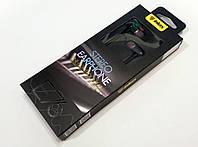 Наушники с микрофоном Inkax E76 black