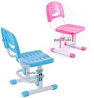Детский стул растущий, синий