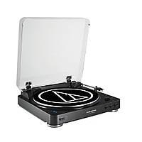 Проигрыватель виниловых дисков Audio-Technica AT-LP60BT black